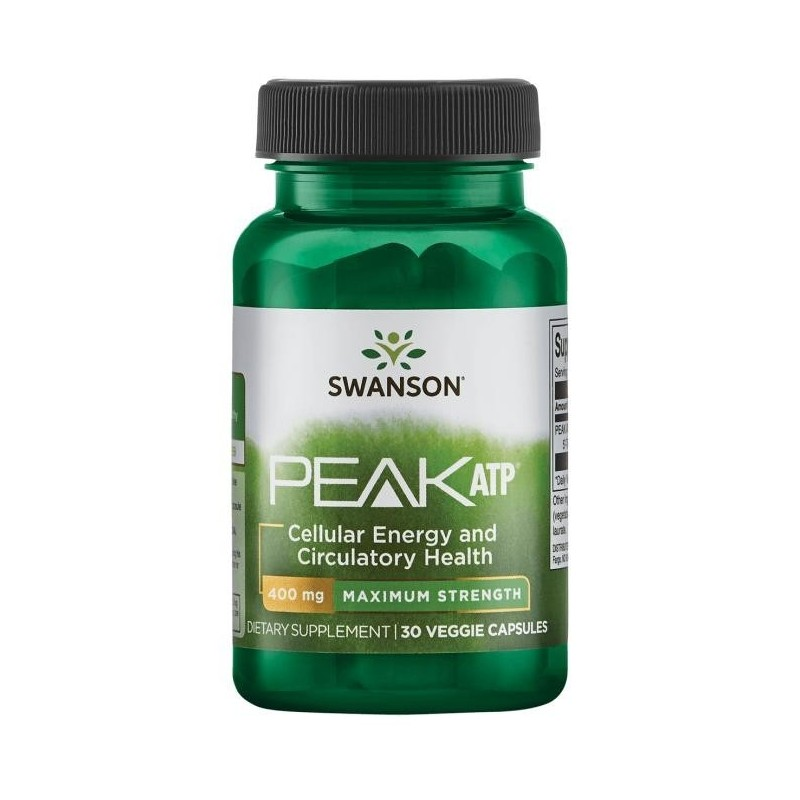 Peak ATP- Maximum Strength