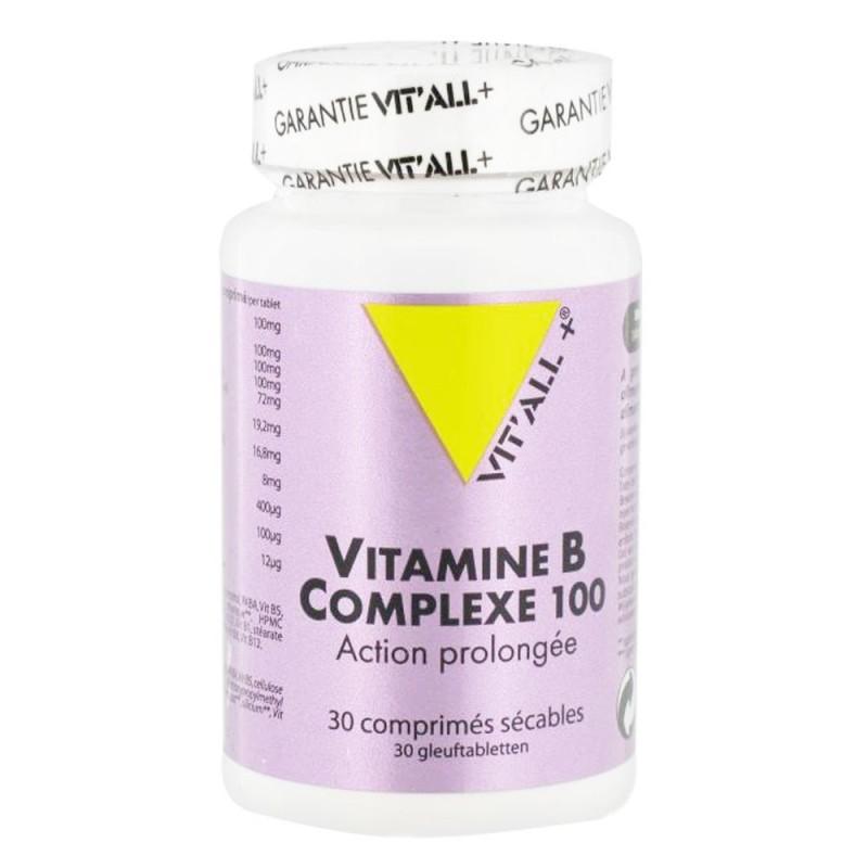 Vitamine B Complexe 100