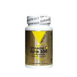 Vitamine C Ester-C® 500 + Bioflavonoïdes