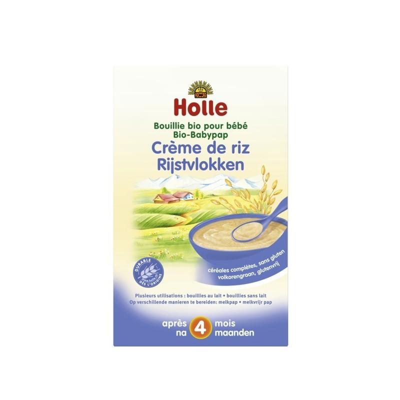 Crème de Riz Bio