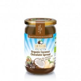 Crème Chocolat et Noix de coco Biologique 200g