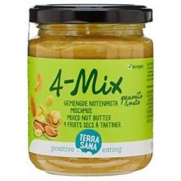 4-Mix Beurre de Noix Bio