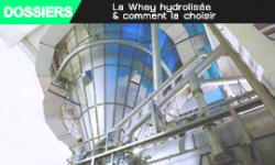 La whey hydrolisée, comment la choisir